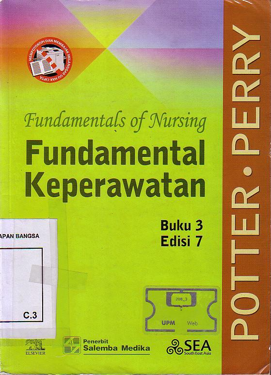 Fundamentals of Nursing Fundamental Keperawatan